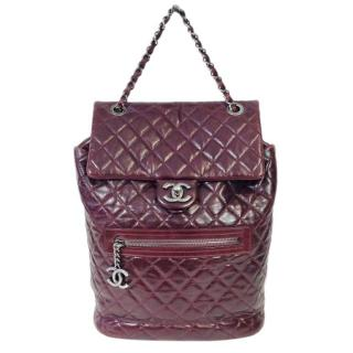 Chanel Quilted Small Salzburg Mountain Backpack