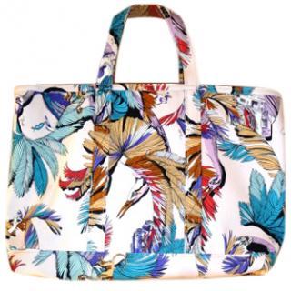 Emilio Pucci Beach Bag