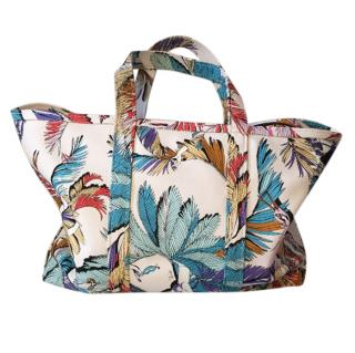 Emilio Pucci Signature Print Beach Bag