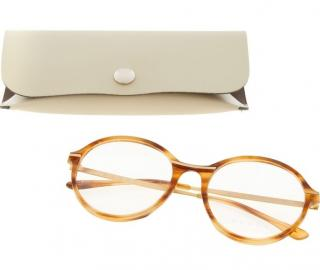 Marni Amber Round Optical Glasses