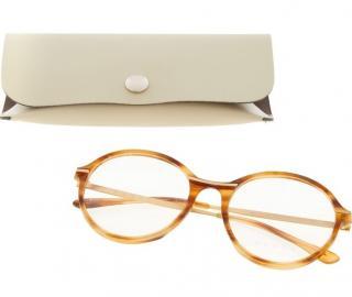 Marni Amber Round Optical Glasses