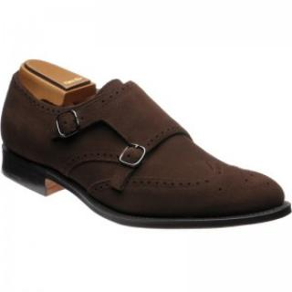 Church's Chicago Suede Brogues