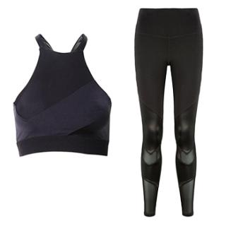 Bodyism I Am Heroic Bra and Leggings Set