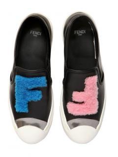 Fendi fflynn FF logo Shoes