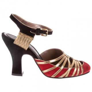 Marni Suede Sandals