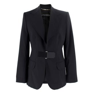Dolce & Gabbana Wool-Blend Blazer