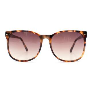 51526fd9e25da Linda Farrow Tortoiseshell Sunglasses