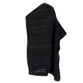 Herve Leger Knit Cape Dress