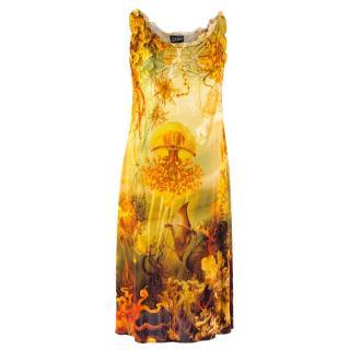 Jean Paul Gaultier Multi-Colored Dress