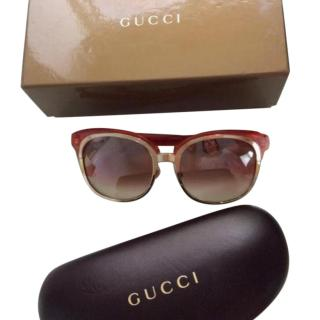Gucci Retro Vintage Style Revival Sunglasses
