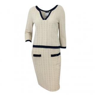 Chanel Pencil Skirt & Matching Top Set