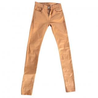Maison Margiela High Waist Jeans