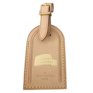 Louis Vuitton Rome Luggage Tag