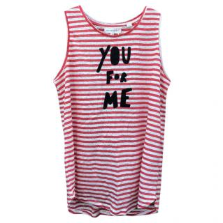 Chinti and Parker You For Me Sailor Top