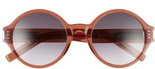 Saint Laurent SL63 006 Round Sunglasses
