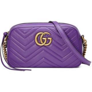 Gucci GG Marmont Mini Leather Bag