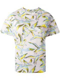 Emilio Pucci Bird Print T-shirt h