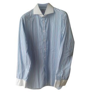 Turnbull Asser Striped Shirt