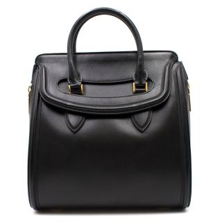Alexander McQueen Structured Leather Bag