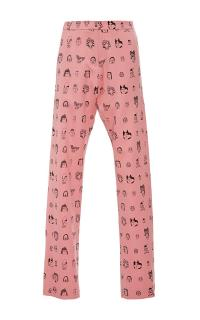Shrimps Andre Faces Printed Trouser