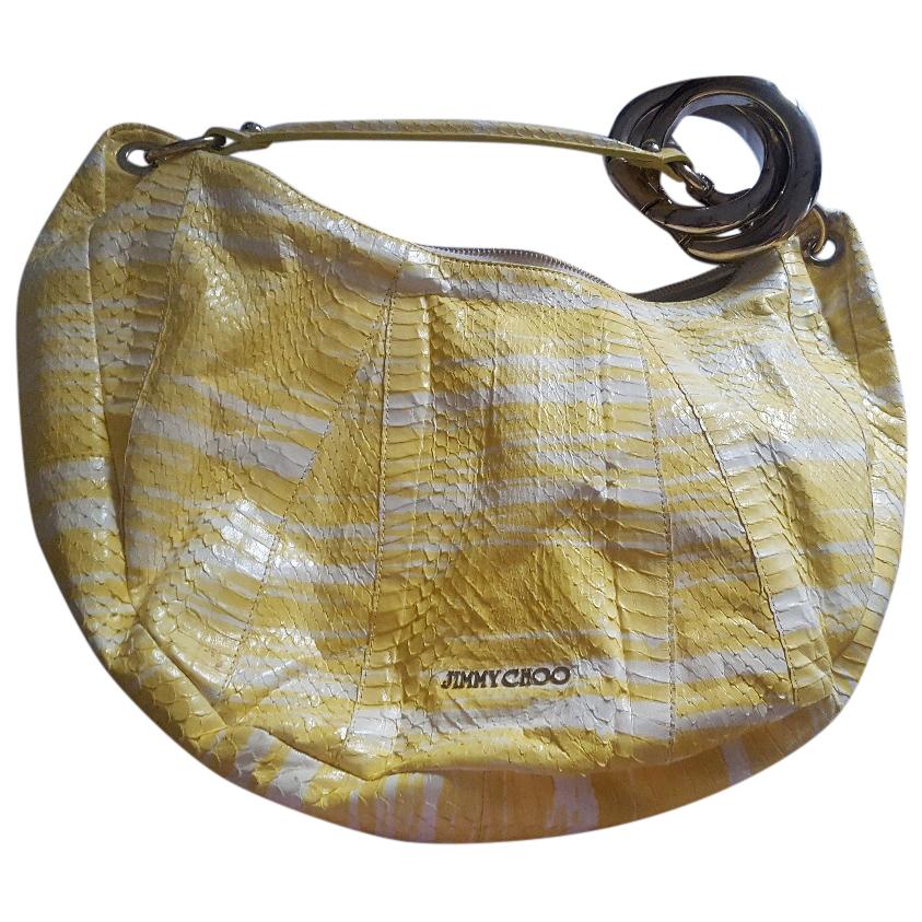 dbcb59e4f80 Jimmy Choo Python Handbag