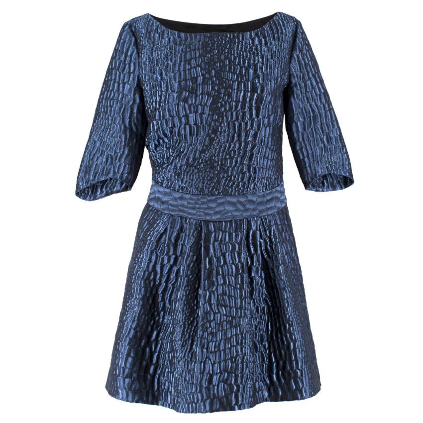 Jay AHR Jacquard Dress