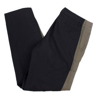 Maison Martin Margiela Two-Tone Trousers