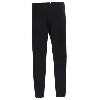 Acne Studios High-Rise Stretch Skinny Trousers