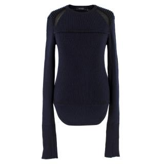 Isabel Marant Knit Ribbed Top