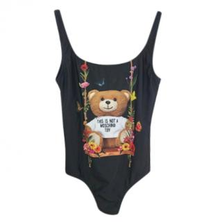 Moschino Teddy Bear One Piece Swimsuit