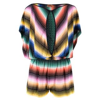 Missioni Mare Multicoloured Playsuit