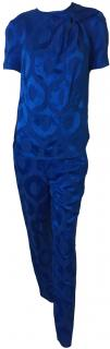 Isabel Marant Blue Top and Trousers Set
