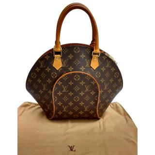Louis Vuitton Monogram Canvas Ellipse MM Handbag