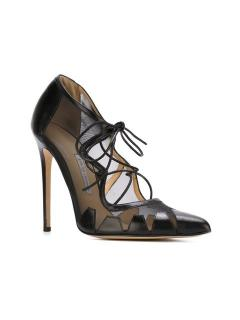 Bionda Castana Black Dekota High Heel