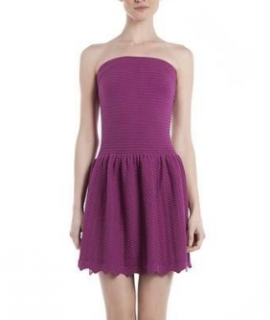 Sandro knit Raffiki dress