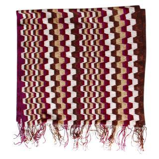 Missoni Multi-colored Shawl