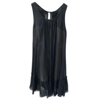 REDUCED! BCBG Max Azria Black Sleeveless Dress