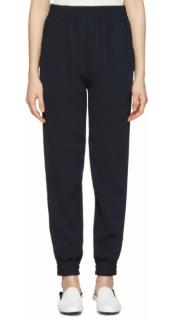 Atea Oceanie Navy Stretch Cady Lounge Pants