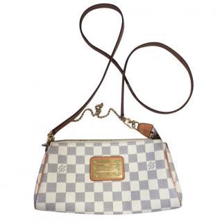 Louis Vuitton Damier Azur Cross Body Bag