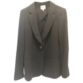 Black Armani Collezioni Jacket