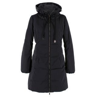 Moncler Black Puffer Jacket