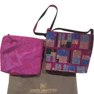 Swarovski Crystal Embellished Handbag