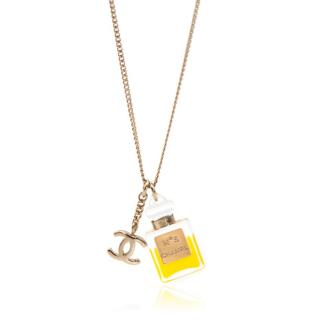 Chanel No.5 Necklace