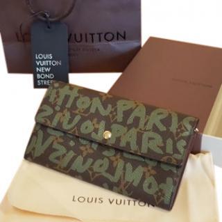Louis Vuitton Pochette Porte Monnaie Wallet