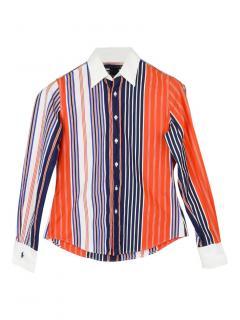 Ralph Lauren Skinny Fit Striped Shirt