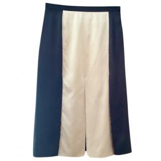 Stella Mc Cartney silk skirt, size 40 New
