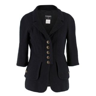 Chanel Wool and Silk Jacket