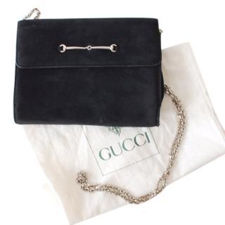 Gucci Flap Crossbody Bag