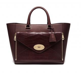 Mulberry Willow Large Leather Bag