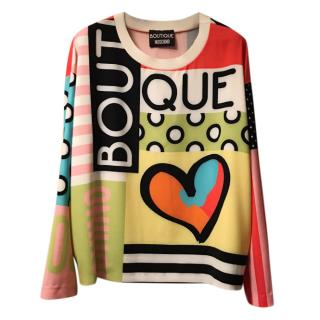 Boutique Moschino Longsleeve Top